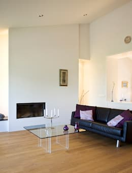 Salon de style de style Moderne par Verhoeven Architectuur & Interieur