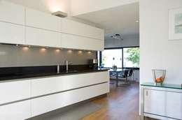 Cuisine de style de style Moderne par Verhoeven Architectuur & Interieur