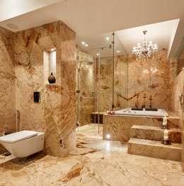 master bathroom: modern Bathroom by Interface