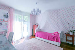 غرفة الاطفال تنفيذ Isa de Luca