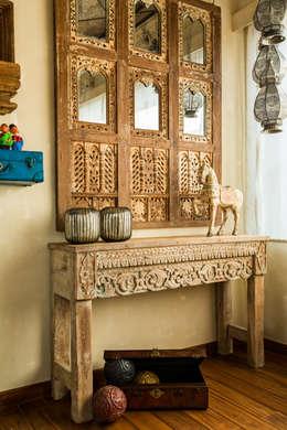 rustic Bedroom by Turiya Lifestyle LLP