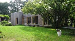 moderne Häuser von ATO ARCHITECTURE