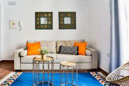 غرفة المعيشة تنفيذ StudioBMK