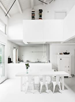 Comedores de estilo escandinavo por Design for Love