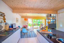 country Dining room by w. raum Architektur + Innenarchitektur