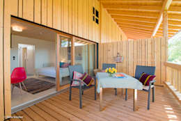 Terrace by w. raum Architektur + Innenarchitektur