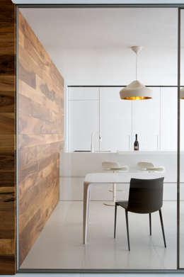 modern Kitchen by Damilano Studio Architects