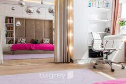 Детские комнаты в . Автор – TiM Grey Interior Design