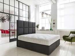 modern Bedroom by Hypnos Beds Polska