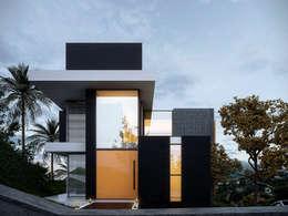 房子 by Gramaglia Arquitetura
