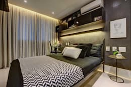 modern Bedroom by Dome arquitetura