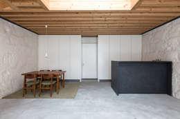 a*l - alexandre loureiro arquitectos: minimal tarz tarz Yemek Odası