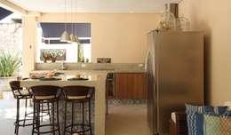 Garajes y galpones de estilo moderno por Studio 262 - arquitetura interiores paisagismo