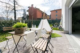 classic Garden by federica basalti home staging