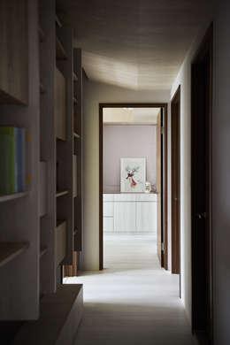 minimalistic Windows & doors by 思維空間設計