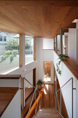 Estudios y despachos de estilo moderno por アトリエ スピノザ