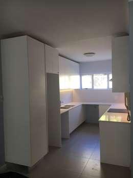 modern Kitchen by Cornerstone Projects