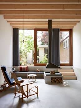 Wenslauer House:  Windows by 31/44 Architects