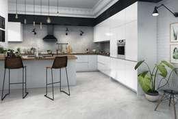 مطبخ تنفيذ Total Tiles