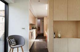 No. 49: modern Kitchen by 31/44 Architects