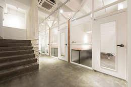 Projekty,  Ściany zaprojektowane przez Design Guild