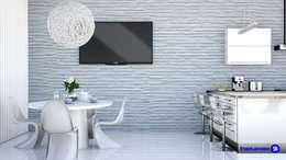 modern Living room by 'Design studio S-8'