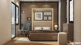 Bedroom-Design-view-2: eclectic Bedroom by Yagotimber.com