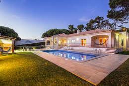 Casas de estilo moderno por Diogo Luis Photographer