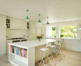 landelijke Keuken door Austin Design Works