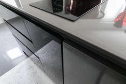 Cocinas de estilo moderno por 璞碩室內裝修設計工程有限公司