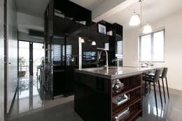 moderne Keuken door 璞碩室內裝修設計工程有限公司