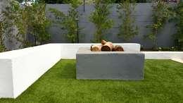 Jardines de estilo minimalista por Greenacres Cape landscaping