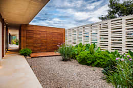 Projekty,  Ogród zaprojektowane przez Arquitectura en Estudio