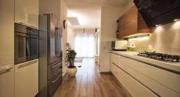 Кухни в . Автор – Arkinprogress