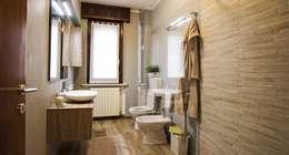 Ванные комнаты в . Автор – Arkinprogress