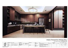 Kitchen room:   by บริษัท ดิปเปอร์ อาร์คิเทค ดีไซน์ จำกัด