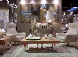 الممر والمدخل تنفيذ Intense mobiliário e interiores;