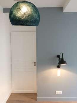 Colombes - Chambre parentale: Chambre de style de style Moderne par Atelier d'architecture ASTA