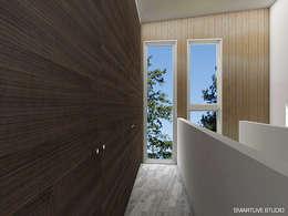 modern Dressing room by Smartlive Studio