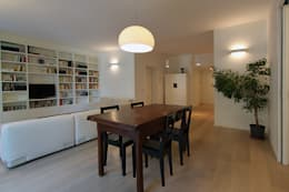 modern Dining room by diegogiovannenza|architetto