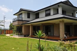 翔霖營造有限公司의  주택