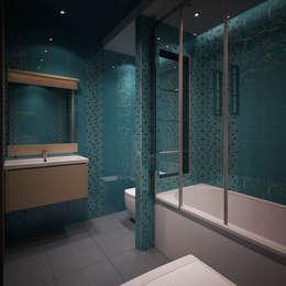 ванная: Ванные комнаты в . Автор – Русская линия