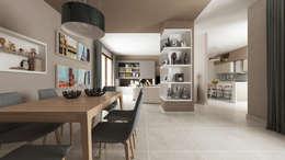 Livings de estilo moderno por De Vivo Home Design