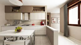 modern Kitchen by De Vivo Home Design