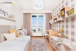 Детские комнаты в . Автор – poliFORMA