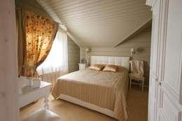 Спальня: Спальни в . Автор – Svetlana Chernova Interior