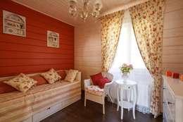 Гостевая комната: Спальни в . Автор – Svetlana Chernova Interior