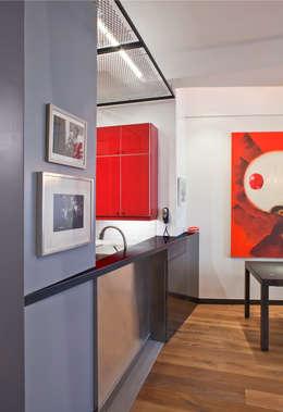modern Dining room by Eisner Design