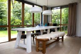 modern Dining room by JE-ARCHITECTEN