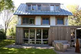 modern Houses by JE-ARCHITECTEN